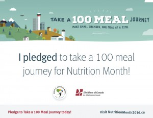 03 - Nutrition Month pledge image