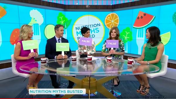 2017 - Nutrition Myths busted