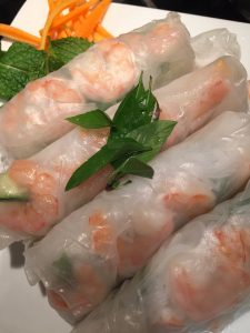 Shrimp Rice Rolls