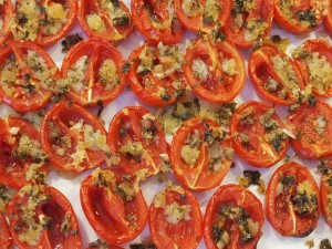 tomatoes cruncy recipe Florence